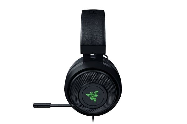 RAZER Kraken 7.1 V2 Surround Gaming Headset for PC/Mac/PS4* Oval Black – Bild 4
