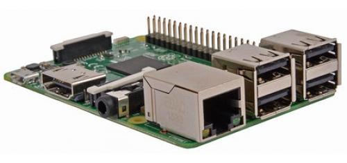 lights and energy by kankel Raspberry Pi 2 Model B Entwicklungsplatine – Bild 3