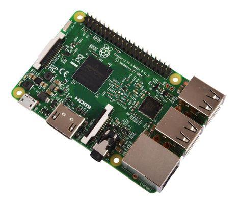RASPBERRY PI Raspberry Pi 3 Model B 1200MHz Entwicklungsplatine – Bild 2