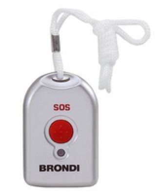 Brondi Super Bravo Plus Analoges Telefon Anrufer-Identifikation Weiß – Bild 3