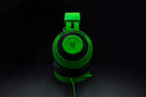 RAZER Kraken Pro V2 Stereo Gaming Headset for PC/Mac/PS4/Xbox One* Oval Green – Bild 3