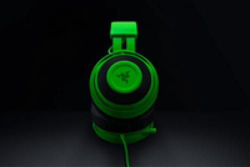 RAZER Kraken Pro V2 Stereo Gaming Headset for PC/Mac/PS4/Xbox One* Oval Green – Bild 3