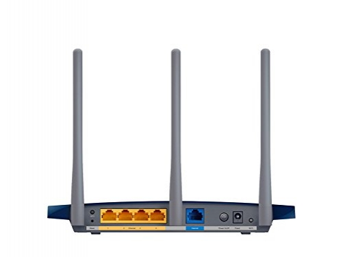 tp-link AC1350 Wireless Dual Band Router Plug-Type G (UK)