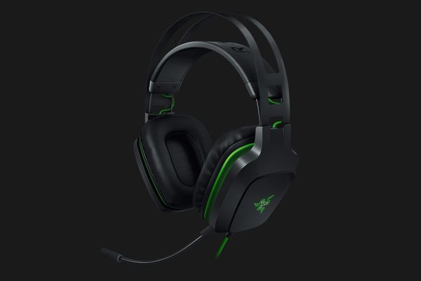Razer Electra V2 USB Digital Gaming Headset virtual 7.1 Surround-Sound Black (for PC | Mac | PS4) – Bild 1