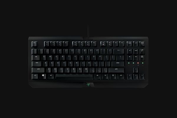 Razer BlackWidow X Tournament Edition Gaming Keyboard (USA Layout - QWERTY) – Bild 1