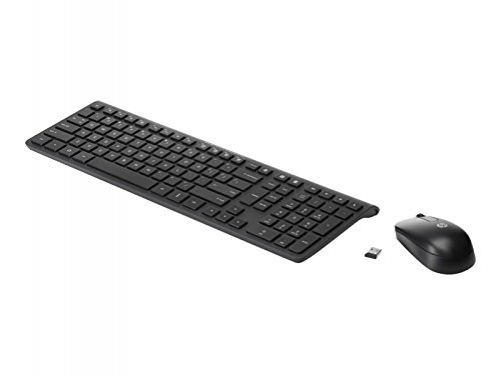 HP Tastatur und Mouse f/ Dedicated Notebook schwarz
