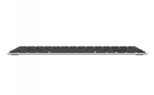 Kanex K166-1036 Multi-Sync Mini Tastatur OS X und iOS (Mac, iPad, iPhone, Apple TV, QWERTY Layotu) schwarz – Bild 2