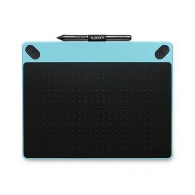 Wacom Intuos Draw 2540lpi 152 x 95mm USB Blau, Schwarz Grafiktablett – Bild 1