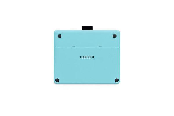 Wacom Intuos Draw 2540lpi 152 x 95mm USB Blau, Schwarz Grafiktablett – Bild 6