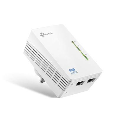 tp-link AV600 WiFi Powerline Extender Plug-Type G (UK) – Bild 3