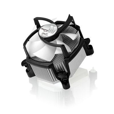 ARCTIC Alpine 11 Intel CKunstCooler for Quietness – Bild 1