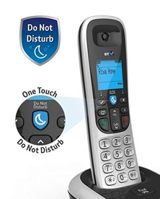 BT 2100 Single DECT Phone (UK) – Bild 2