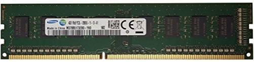 Samsung - DDR3L - 4 GB - DIMM 240-PIN - 1600 MHz / PC3L-12800 - CL11