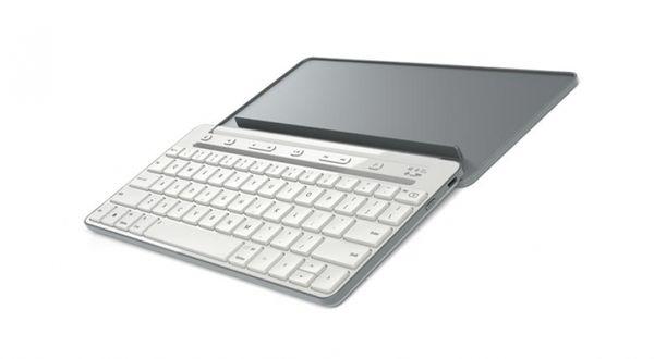 Microsoft Universal Mobile Keyboard Bluetooth Grau Tastatur für Mobilgeräte (ITA Layout - QWERTY)