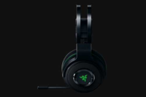 RAZER Thresher Gaming Headset Binaural Black/Green for Xbox One – Bild 2