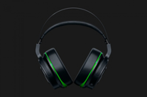 RAZER Thresher Gaming Headset Binaural Black/Green for Xbox One – Bild 3