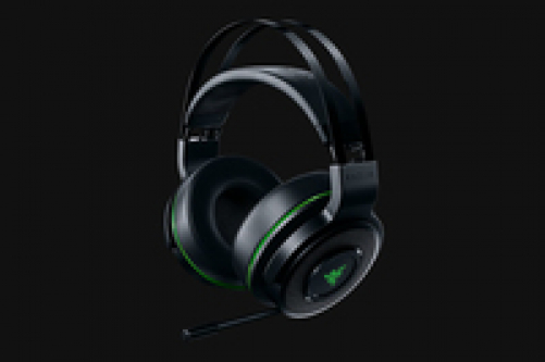 RAZER Thresher Gaming Headset Binaural Black/Green for Xbox One – Bild 5