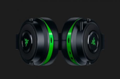 RAZER Thresher Gaming Headset Binaural Black/Green for Xbox One – Bild 4