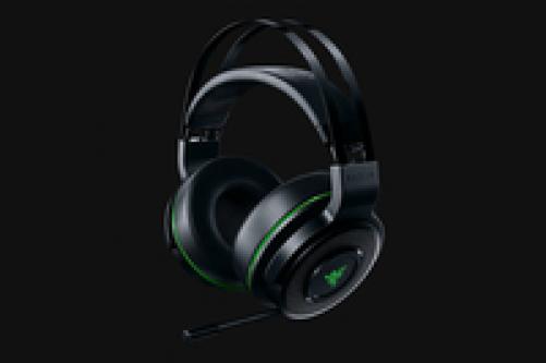 RAZER Thresher Gaming Headset Binaural Black/Green for Xbox One – Bild 5