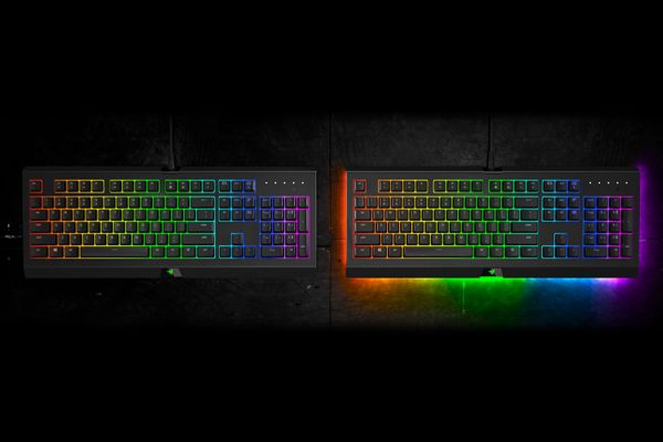 Razer Cynosa Chroma Gaming Keyboard (CHE Layout - QWERTZ) – Bild 4