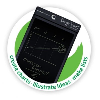 Boogie Board TT9920122 Kent Original LCD-Schreibtafel (21,6 cm (8,5 Zoll) LCD) blume – Bild 2