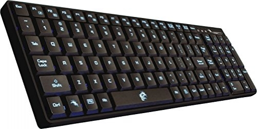 DRAGON WAR GK-002 DARK Sector Professional Gaming Keyboard Tastatur (FRA Layout - AZERTY) – Bild 4