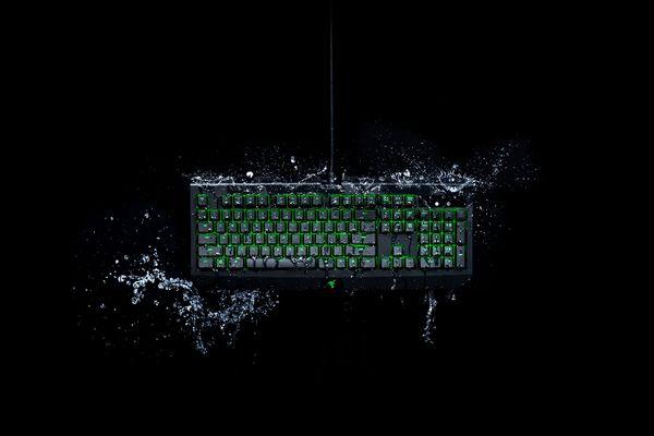 RAZER Blackwidow Ultimate Green Switches (DEU Layout - QWERTZ) – Bild 5