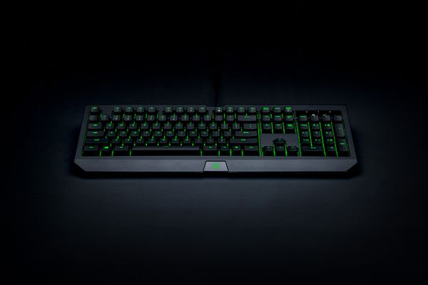 Razer Blackwidow Ultimate Green Switches (DEU Layout - QWERTZ) – Bild 6
