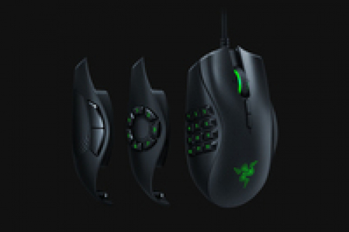 RAZER Naga Trinity Moba MMO Gaming Mouse 16,000 dpi – Bild 5