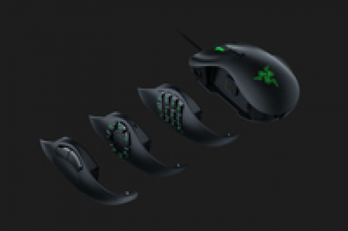RAZER Naga Trinity Moba MMO Gaming Mouse 16,000 dpi – Bild 6