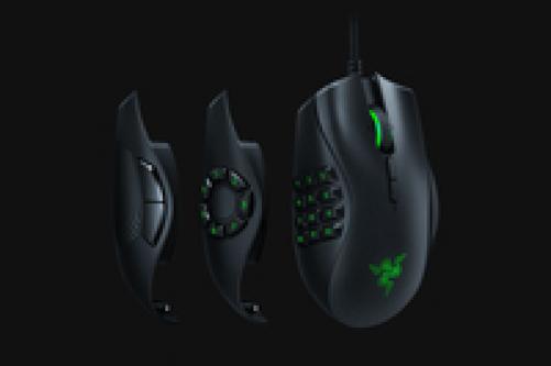 RAZER Naga Trinity Moba MMO Gaming Mouse 16,000 dpi – Bild 3