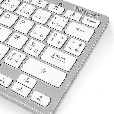 CASEFLEX Ultra Thin Bluetooth Keyboard (FRA Layout - AZERTY) – Bild 3