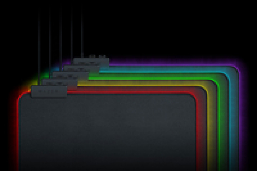 Razer Goliathus Chroma Soft Gaming Mouse Mat Medium – Bild 2