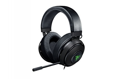 Razer Kraken 7.1 V2 Digital USB Gaming Headset Gunmetal Grey Oval Ear Cushions – Bild 1