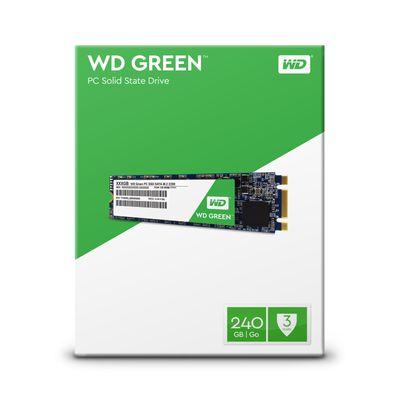 Western Digital Green 240GB M.2 Serial ATA III – Bild 3
