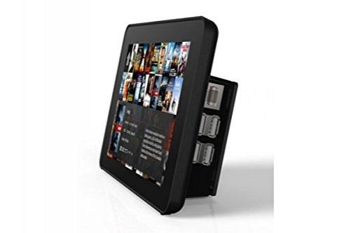 "Bundle RASPBERRY PI 7"" Touchscreen Display & Case [black]"