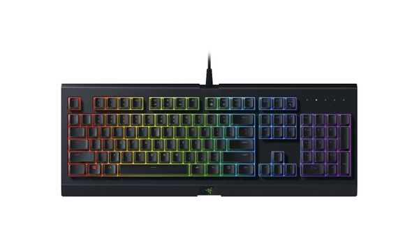 Razer Cynosa Chroma Multi-Color Gaming Keyboard (UK Layout - QWERTY)