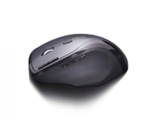 Rapoo 7600 Plus Wireless Optical Mouse grey