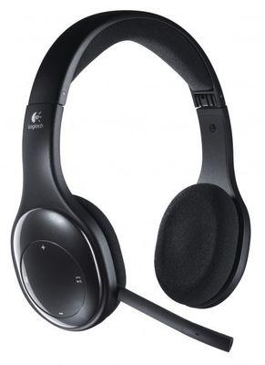 Logitech H800 wireless headset black – Bild 2