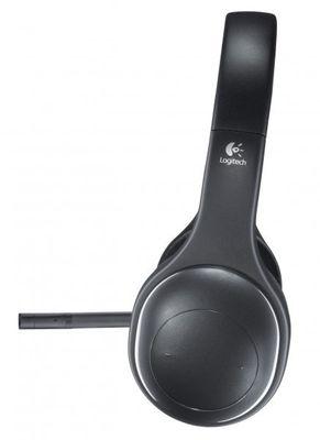Logitech H800 wireless headset black – Bild 4