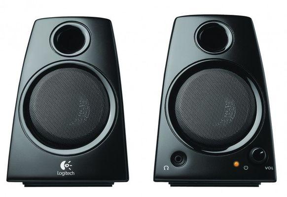Logitech Z130 2.0 Computer Speakers (5 watts) black – Bild 1