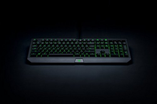 Razer BlackWidow Ultimate 2017 Mechanical Gaming Keyboard (FRA Layout - AZERTY)