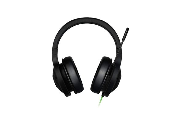 razer Kraken Essential Analog Stereo 2.0 Gaming Headset Black – Bild 1