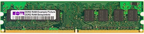 HYNIX 2GB DDR2-400 PC2-3200R ECC Reg Server-RAM
