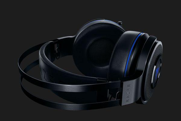 RAZER Thresher für PS4 - Wireless/Wired PS4 Gaming-Headset - Schwarz – Bild 6