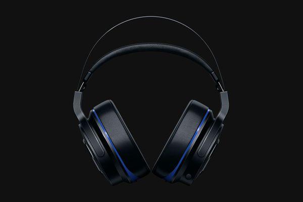RAZER Thresher für PS4 - Wireless/Wired PS4 Gaming-Headset - Schwarz – Bild 7