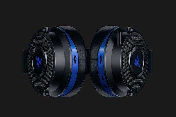 RAZER Thresher für PS4 - Wireless/Wired PS4 Gaming-Headset - Schwarz – Bild 8