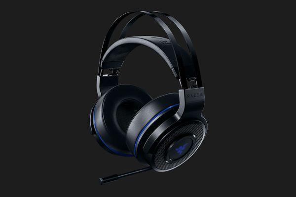 RAZER Thresher für PS4 - Wireless/Wired PS4 Gaming-Headset - Schwarz – Bild 3