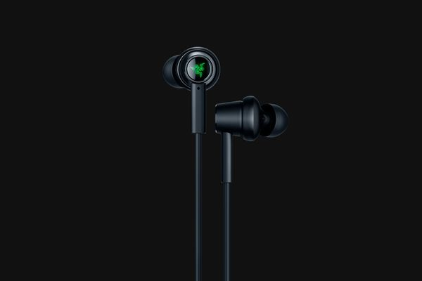 razer Hammerhead USB-C ANC - In Ear Active Noise Cancellation - Schwarz – Bild 5