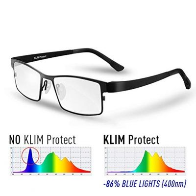 KLIM Protect Anti Eye Fatigue Anti UV for PC, Smartphone, TV, Tablet